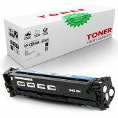 HP LaserJet CP1514n CB540A Siyah Muadil Toner