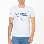 Hummel 910321-9001 Carlsbad Ss Tee Erkek T-Shirt