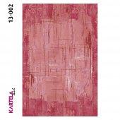 Kartela Milano Dokuma Baskı Halı 13-002 (80x200)