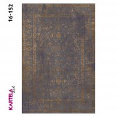 Kartela Granada Dokuma Baskı Halı 16-152 (80x150)