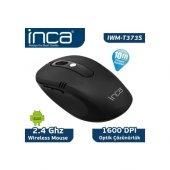 Inca IWM-T373S 2.4ghz Kablosuz Siyah Mouse 1600dpi