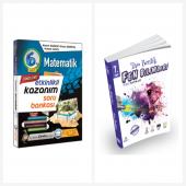 Çanta Yayınları 6. Sınıf Kazanım Matematik Soru Bankası+Bilim Yolu Yayıncılık Tam Benlik Fen Bilimleri Soru Bankası