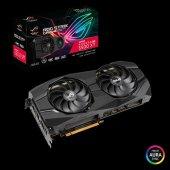 Asus Rog-Strix-RX5500XT-O8G-Gaming 8Gb Gddr6 128-bit 14 Gbps Hdmi-Dp Ekran Kartı