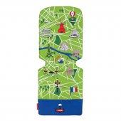 Maclaren Universal Liner Paris City Map