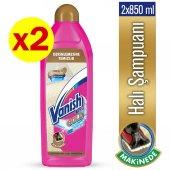 Vanish Kosla Halı Şampuanı Makine Yıkama 2li Paket (2x850 Ml)