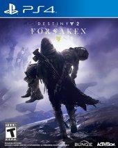 Ps4 Destiny 2 Forsaken Legendary Edıtıon...