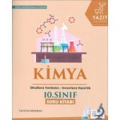 Yazıt 10.Sınıf Kimya Soru Kitabı
