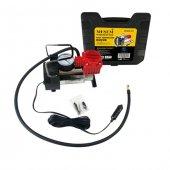 Meşem-575 12 Volt Çakmaklık Girişli Araç Kompresörü Lastik Şişirme Pompası