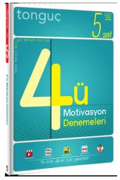 Tonguç Akademi 5. Sınıf 4´lü Motivasyon Denemeleri