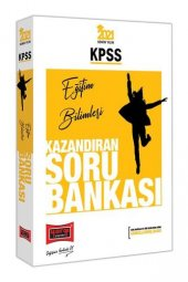 Yargı Yayınları 2021KPSS Eğitim Bilimleri Kazandıran Soru Bankası