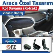Omsa Opel Corsa D Kol Dayama Kolçak 2006 2015+deri Boyun Yastığı Hediyeli