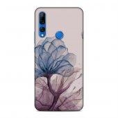 Huawei Y9 Prime 2019 Kılıf Saf Ask Arka Kapak Silikon Koruma Full Koruyucu