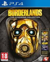 Ps4 Borderlands The Handsome Collectıon Orjinal Oyun Sıfır Jelatin