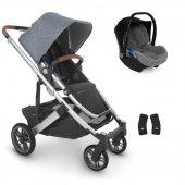 Uppababy Cruz V2 Travel Sistem Bebek Arabası Gregory