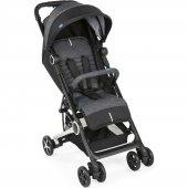 Chicco Miinimo3 Ultra Kompakt Bebek Arabası Jet Black