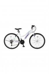 ümit Bisiklet Colorado 26 Jant Bayan Beyaz Mor Turkuaz