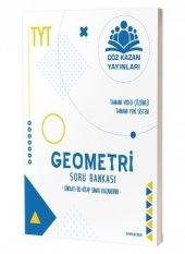 Çöz Kazan TYT Geometri Konu Özetli Soru Bankası