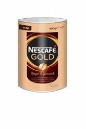 Nescafe Gold Çözünebilir Kahve 900 Gr Teneke.
