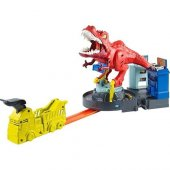Mattel Hot Wheels T Rex Saldırısı Oyun Seti Gfh88