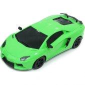 Toysan Oyuncak Sürtmeli Süper Car Lamborghını Yeşil