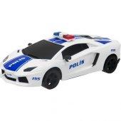Toysan 1 16 Sürtmeli Polis Arabası