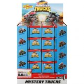 Monster Trucks Mini Arabalar Sürpriz Paket Gpb72