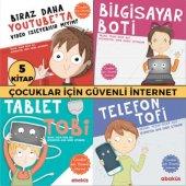 çocuklar İçin Güvenli İnternet 5 Kitap Set