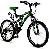 Kldoro Kd 022 20 Jant Bisiklet 21 Vites Çift Amortisör Erkek Çocuk Bisikleti