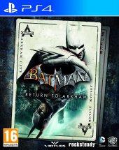 Ps4 Batman Return To Arkham Orjinal Oyun Sıfır Jelatin