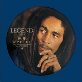 BOB MARLEY & THE WAILERS - LEGEND (PICTURE DISC)