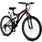 Kldoro Kd 030 26jant Bisiklet 21 Vites Çift Amortisör Kız Dağ Bisikleti