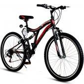Kldoro Kd 031 24 Jant Bisiklet 21 Vites Çift Amortisör Erkek Dağ Bisikleti
