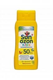Güneş Sütü Çocuklar İçin Spf50 200...