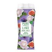Pure Line Duş Jeli 400ml İncir & Beyaz Gül