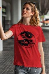 View Kırmızı Outdoor Kadın Tshirt - Tişört