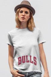 Air Jordan 37 Beyaz NBA Kadın Tshirt - Tişört