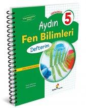 Aydın Yayınları 5. Sınıf Fen Bilimleri Defterim