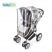 ışşıl Babyjem Yeni Bebek Arabası Yağmurluğu...