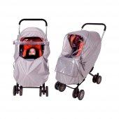 ışşıl Sevi Bebe Desenli Lüks Bebek Arabası...