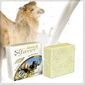 Şifaver Deve Sütü Sabunu 175 Gr - 100 Doğal, El Yapımı El, Yüz, Saç, Vücut Sabunu