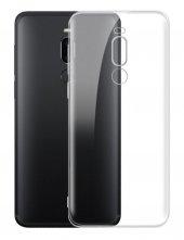 Meizu Note 8 Kılıf Silikon Şeffaf-(hfvv-546fv)