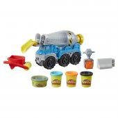 Play-Doh Çalışkan Çimento Kamyonu