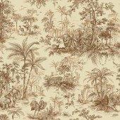 Adawall Tropicano 9909-5 Kahverengi Tropic Duvar Kağıdı 16m²