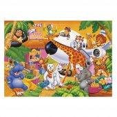 Keskin Color 33x45.5cm Hayvanat Bahçesi 150 Parça Puzzle