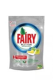 Fairy Platinum Bulaşık Makinesi Deterjanı 50 Li