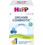 IŞŞIL Hipp 1 Organik Combiotic Bebek Sütü 800 Gr