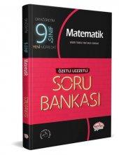 Editör 9. Sınıf Matematik Özetli Lezzetli Soru Bankası