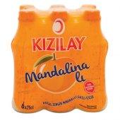 Kızılay Premium Mandalinalı Maden Suyu 250 Ml X 24 Adet