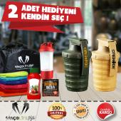 Grenade Shaker Renk Seçenekli Karıştırıcı + 2 HEDİYE !!!