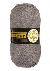 Ören Bayan Star El Örgü İpi Kahverengi 014